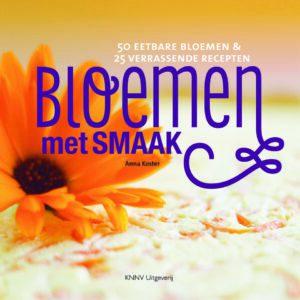boek cover Bloemen met Smaak van Anna Koster